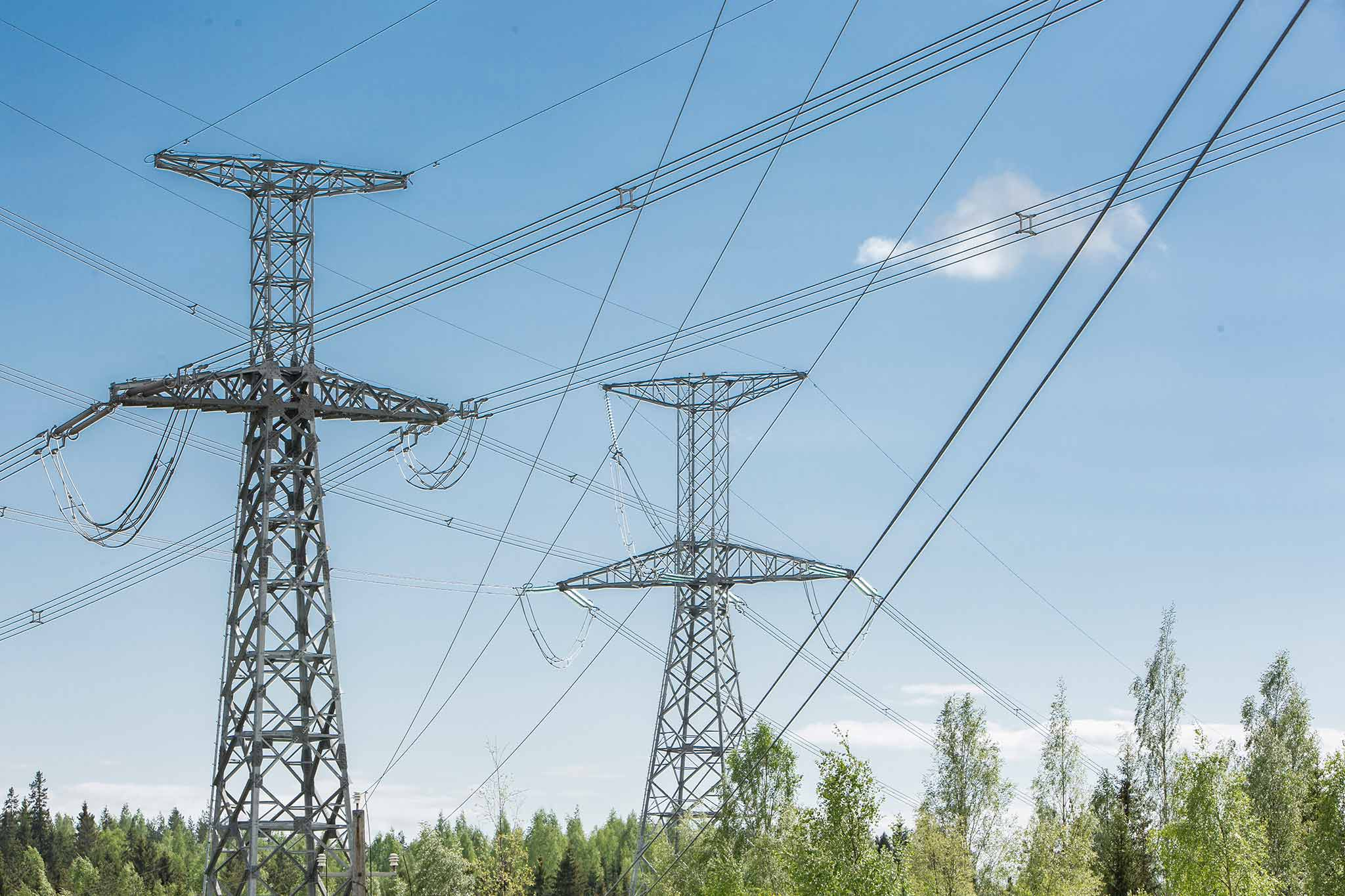 Main grid service fees remain unchanged